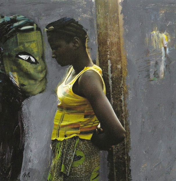 Art figuratiu i abstracte. Escola 4 PINTORS Barcelona. La Princesa i el Drac