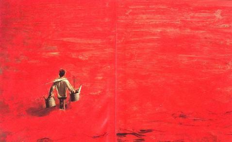 Dibuix i Pintura a Barcelona. LLEGENDA DE SANT JORDI