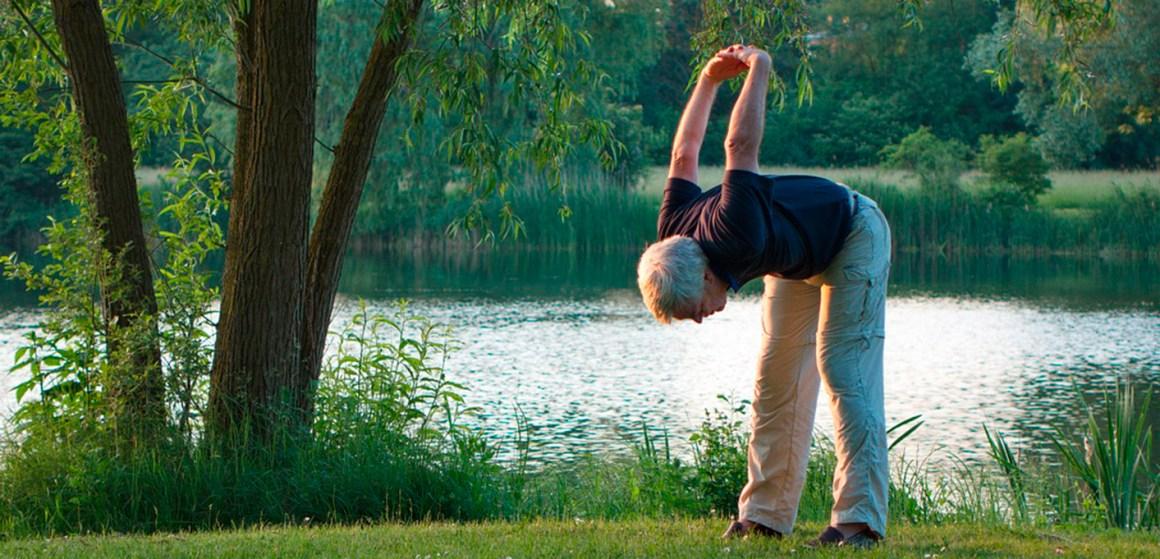 Yoga adulto mayor en bogotá