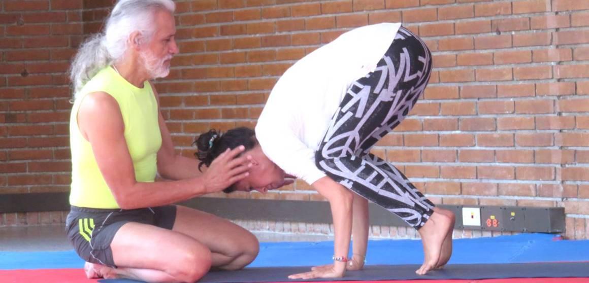 Taller de yoga en Bogota