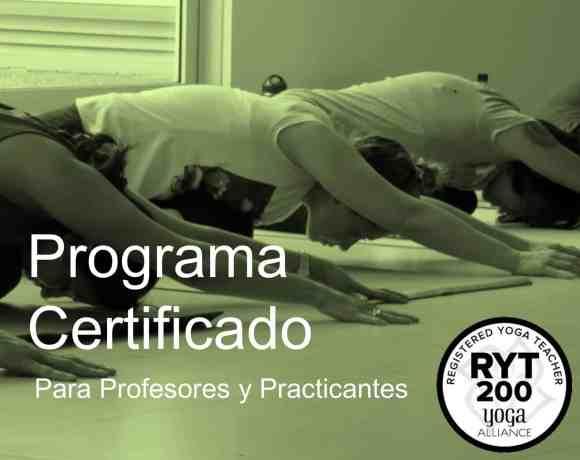 Diplomado de Yoga Yoghismo
