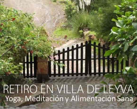 Retiro Yoga y Meditación en Villa de Leyva