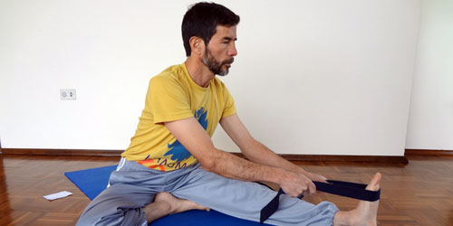 Yoga Terapia Integral - Entrevista a Nelson Pacheco - BIONOVA 13e937b9a798