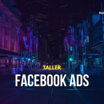 Taller de Facebook e Instagram Ads (plataforma de anuncios)
