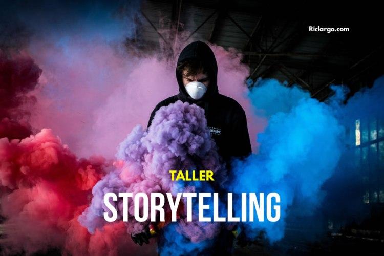 Taller de Storytelling en Redes Sociales Para Emprendedores, Freelancers e Independientes
