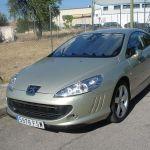 se vende Peugeot-407-coupe