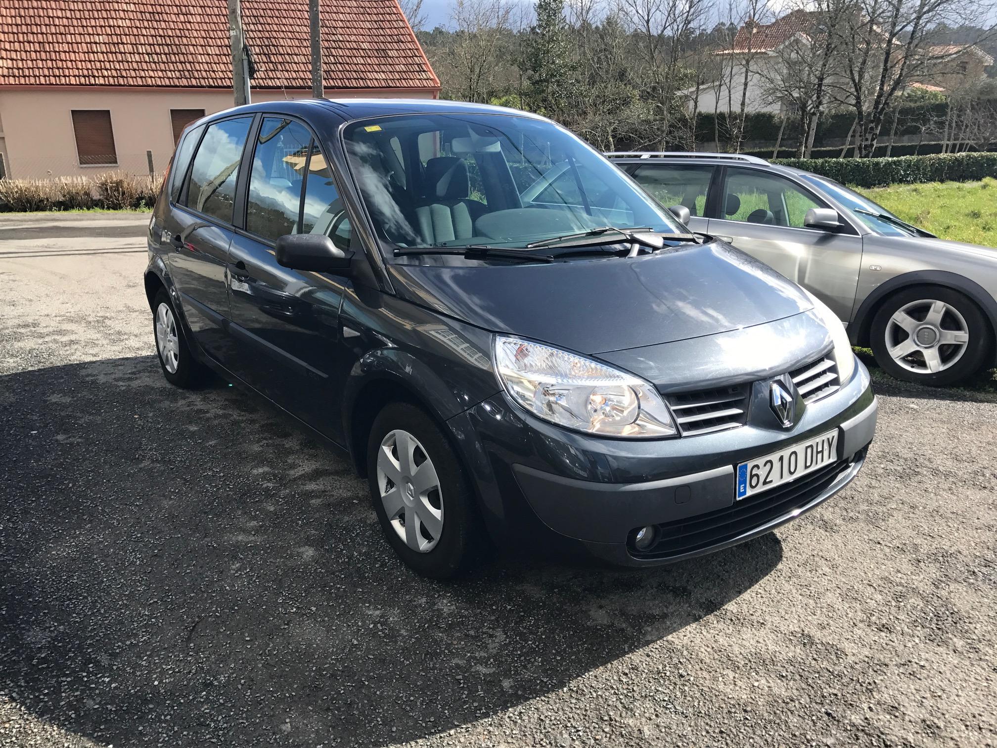 Renault Megane Scenic 1 9 Dci 100