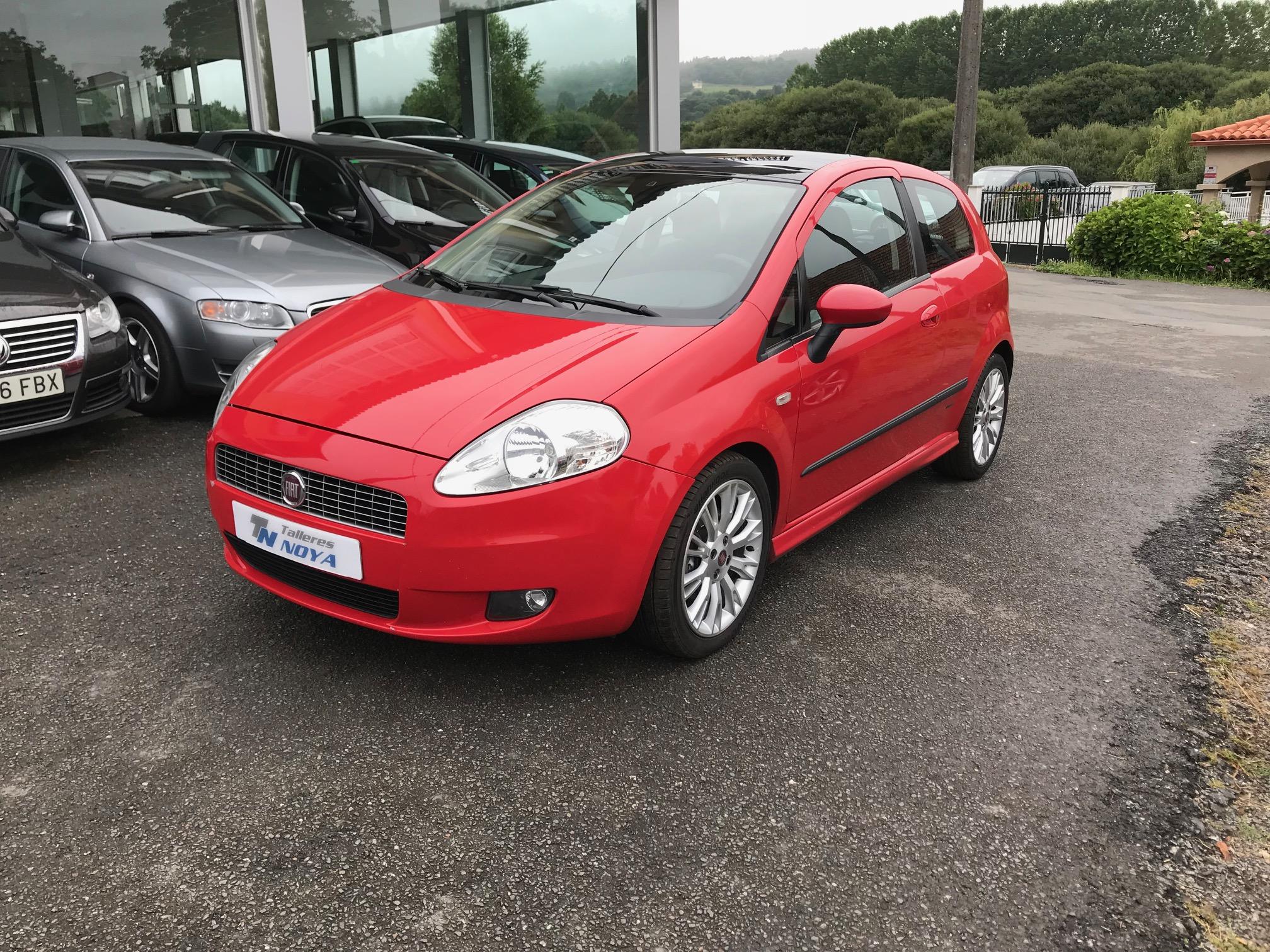 Fiat Grande Punto 1 9 Jtd 130cv