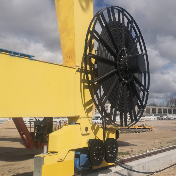 Enrollador monoespiral 170 mts 4x25