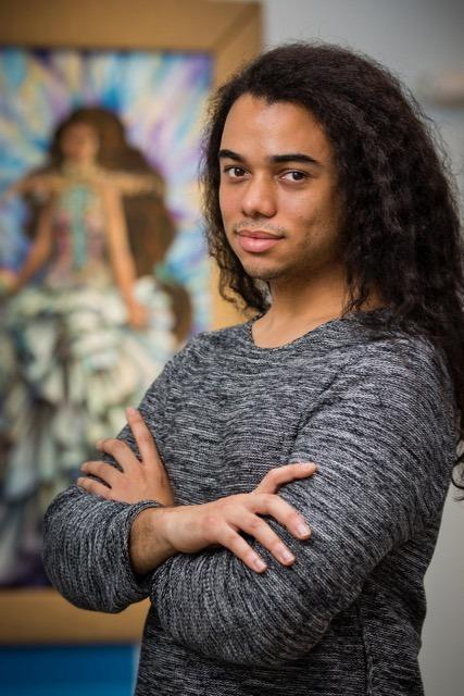 Daniel de Jesús, Youth Artist Program Manager & Outreach Support