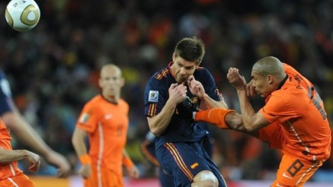 Spain vs. Holland (Group B)