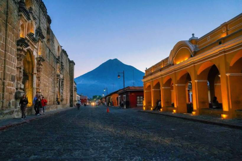 Cheap flights to Guatemala City from New York for $118 return in winter 2020! [$118 / 1.9 Cents Per Mile]