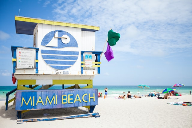Cheap one-way flights from Tel Aviv to Miami for just $124 [1.8 Cents Per Mile]