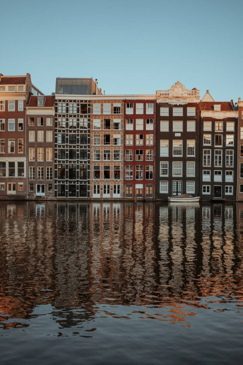 Very cheap! Flights from Bucharest, Romania to Amsterdam for €45 return!