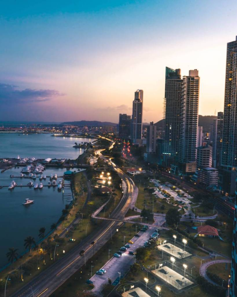Constanta to Panama City for just €403 return!