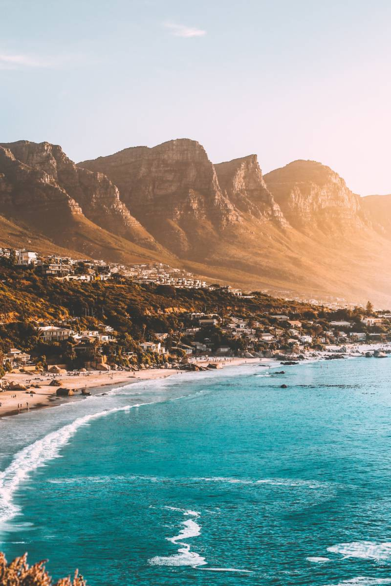 Cheap flights from Copenhagen, Denmark to Cape Town, South Africa for €293 / 2200 DKK return in Spring 2021!