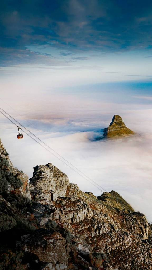 Crazy cheap flights from Copenhagen to Cape Town for €289! [€289 / $324 / 2.36 Cents Per Mile]