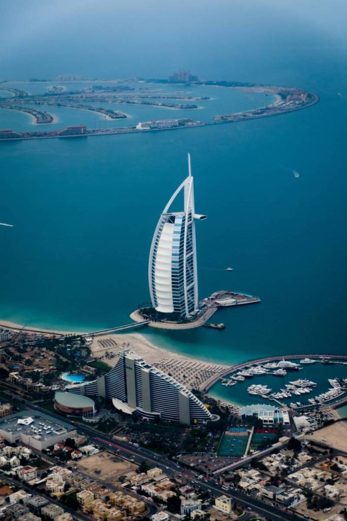 Flights from Johannesburg, South Africa to Dubai, UAE starting at €264 / R4.938 return!