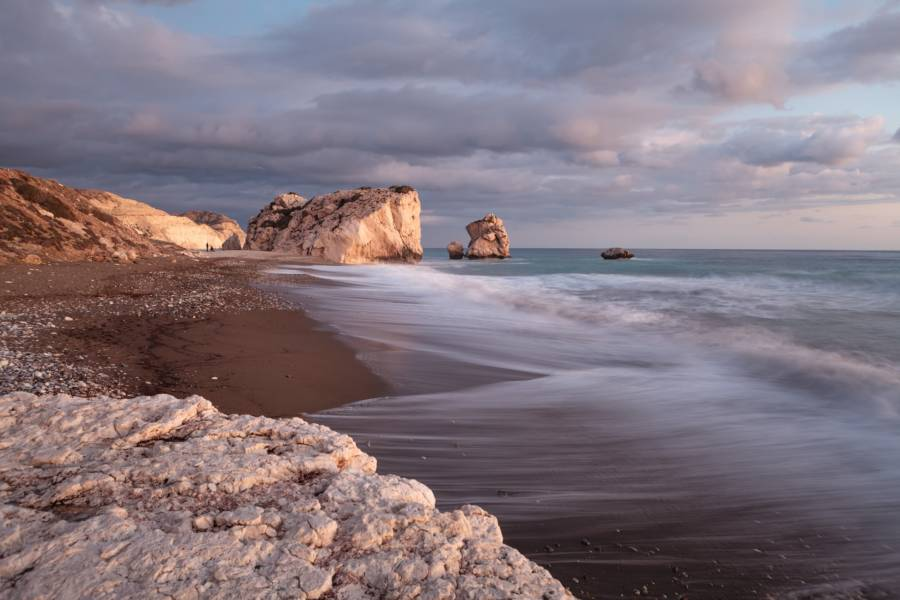 Cheap flights from Vienna, Austria to Larnaca, Cyprus from €34 return! [€34 / 1.3 Cents Per Mile]