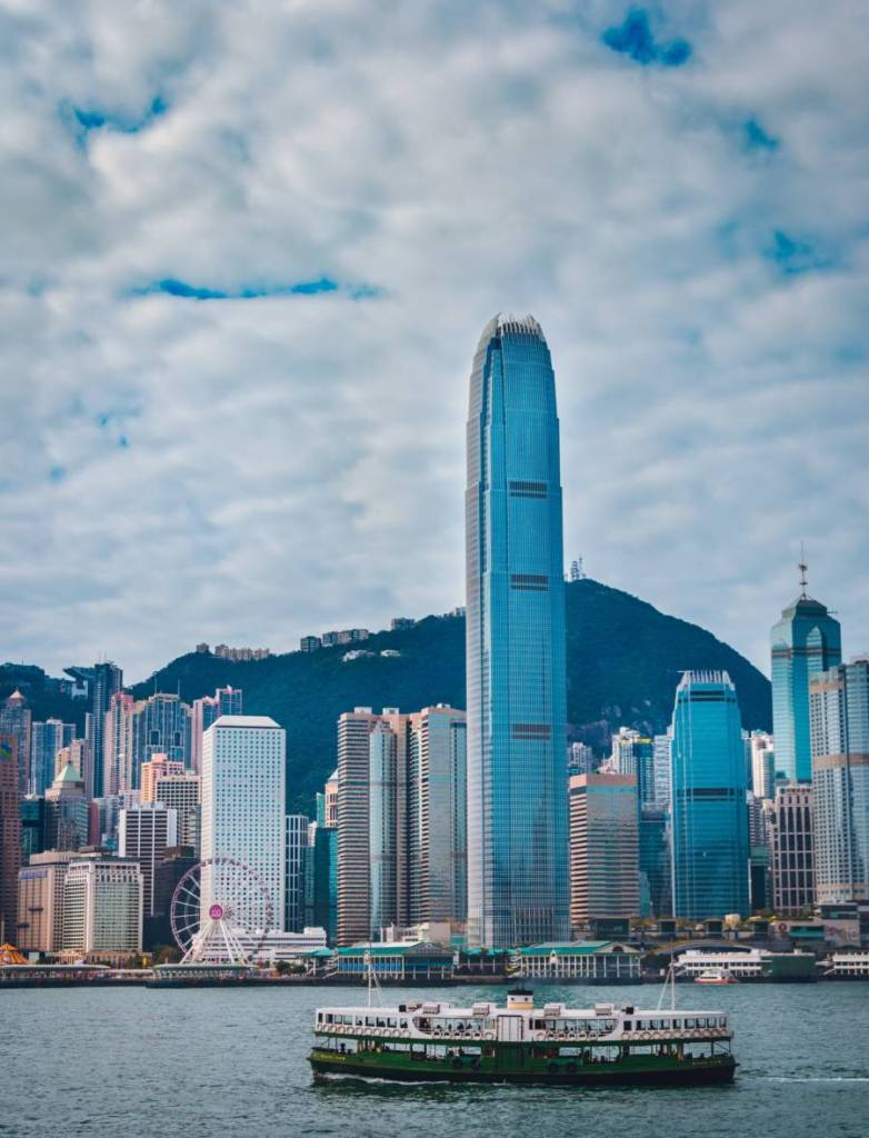 Fly from Los Angeles to Hong Kong for just $450 return!