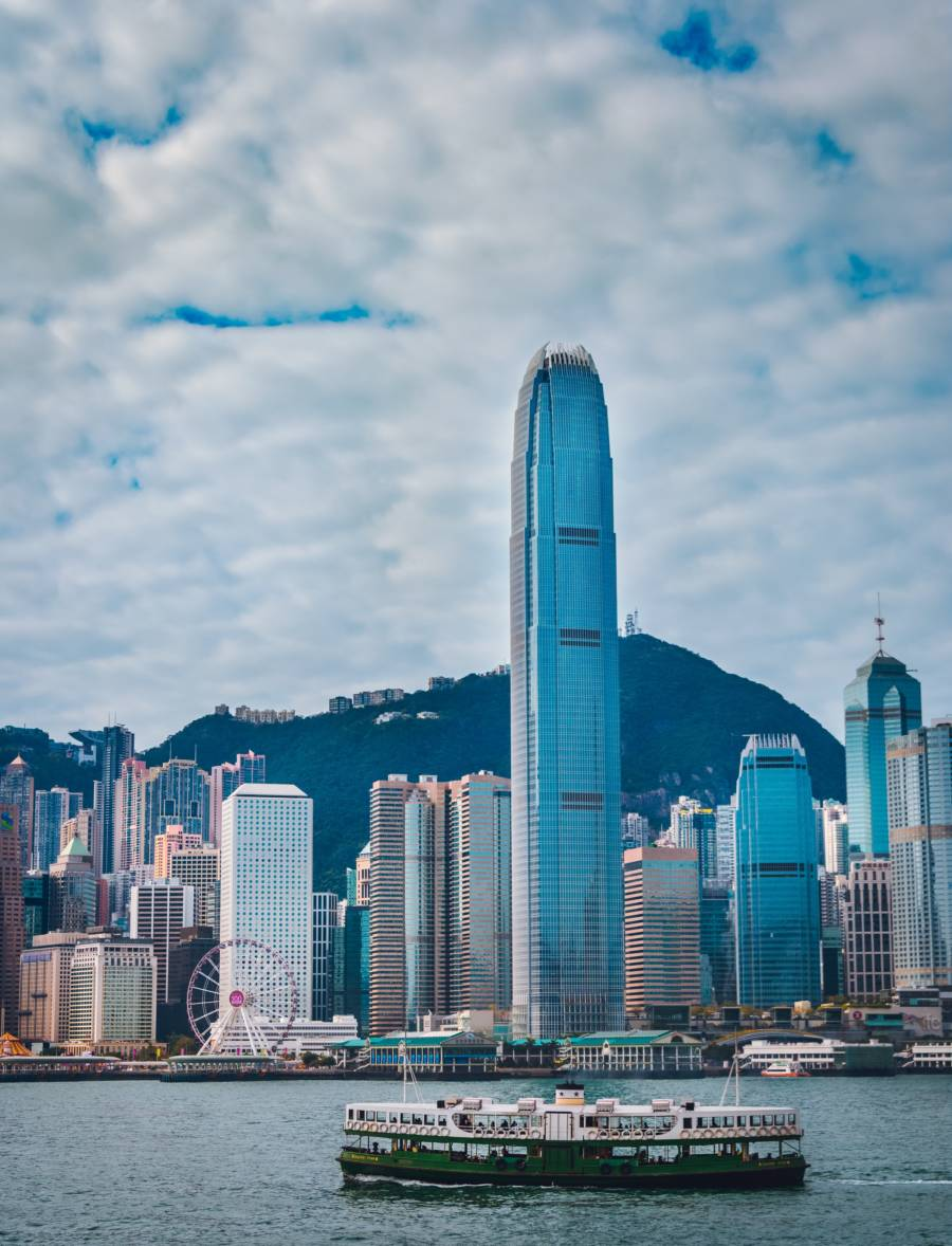 New York to Hong Kong for just $559 return in January!