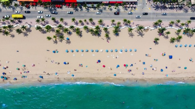 Flight deal! From New York to Fort Lauderdale for $44 return!