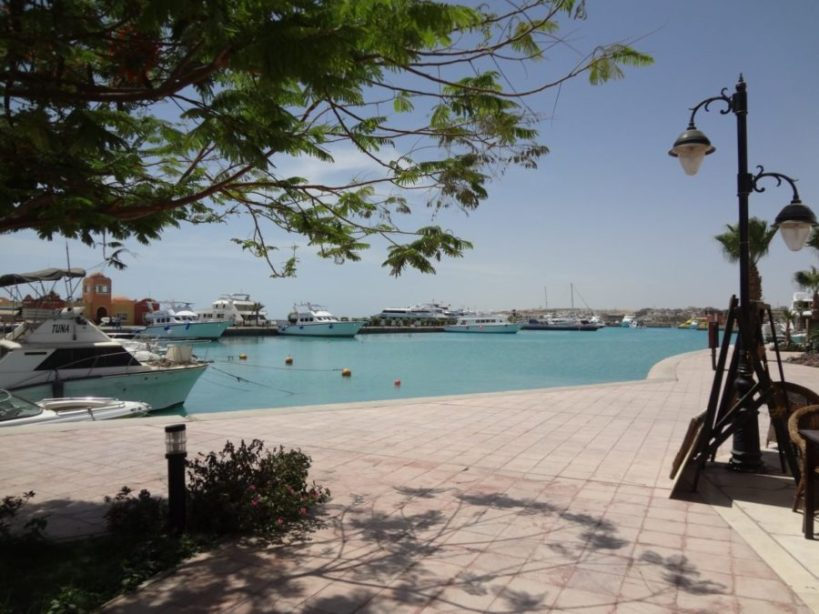 Flight deal! From Amsterdam to Hurghada for €64 return!