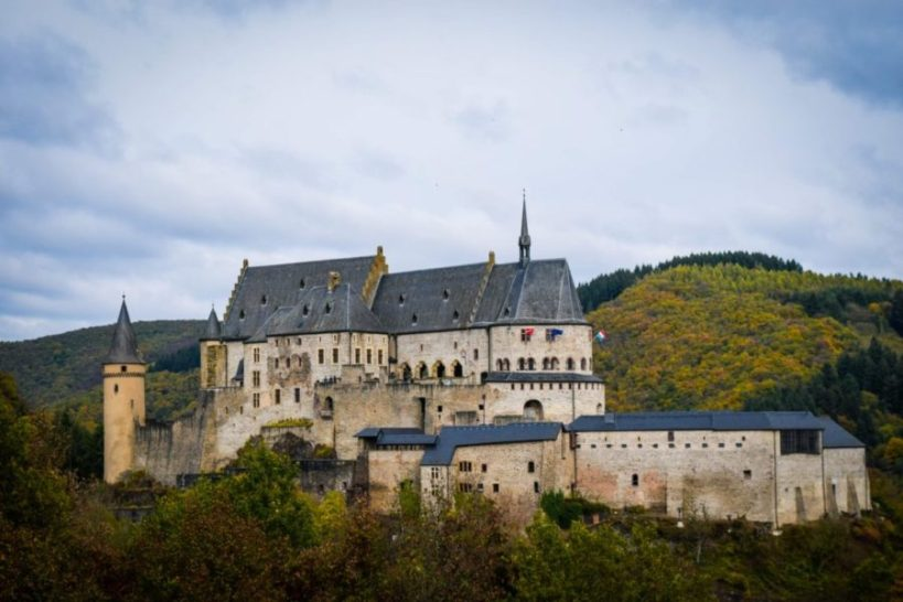 Miami to Luxembourg for just $233 return in February 2021!