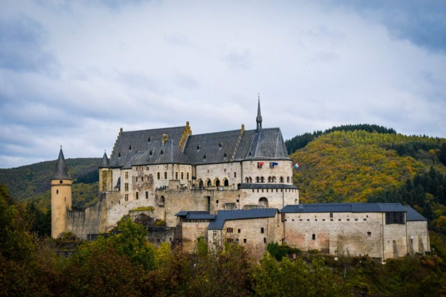 Flights from Faro to Luxembourg starting at €54 return!