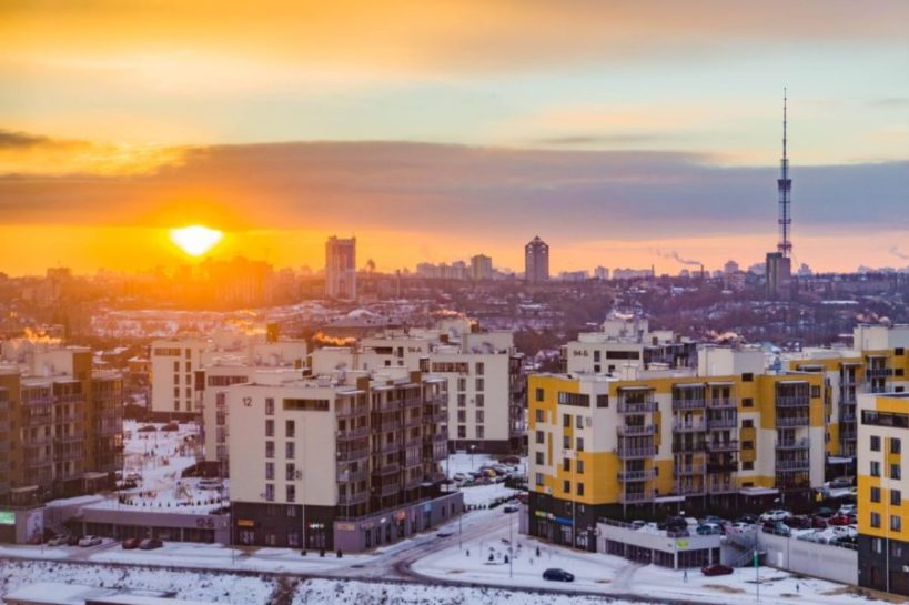 Cheap flights from Frankfurt to Kiev starting at €14 return!