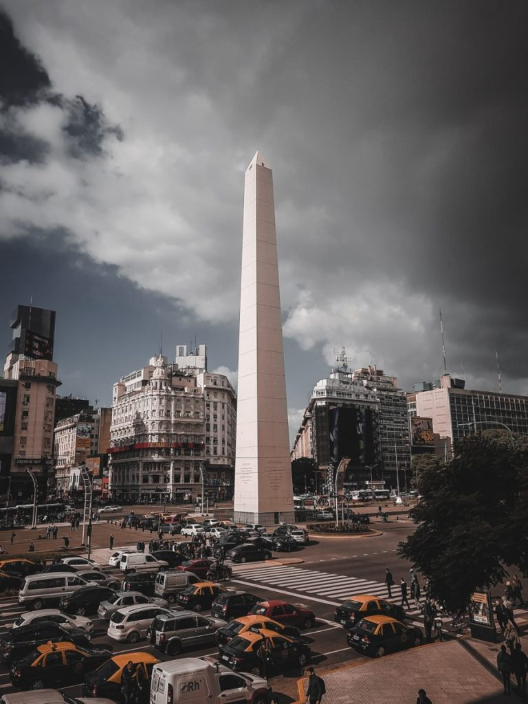 Amsterdam to Buenos Aires for just €456 return!
