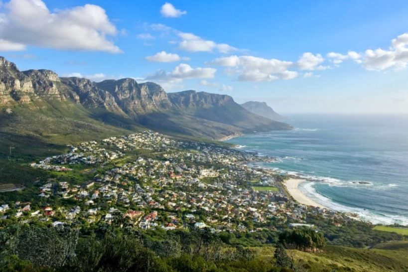 San Francisco to Cape Town for just $747 return!