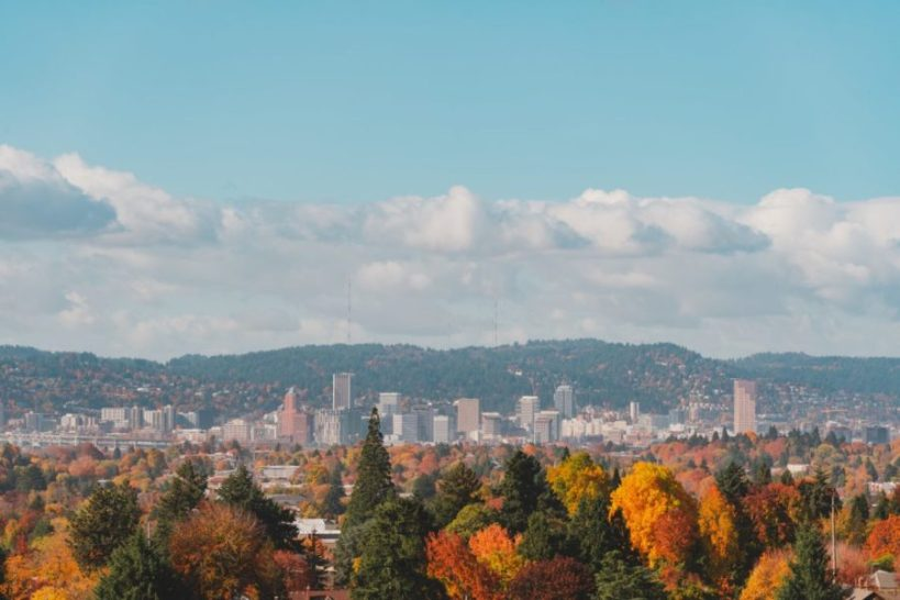 Cheap flights from Amsterdam to Portland starting at €275 return!