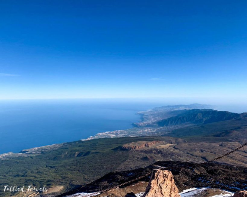 Tenerife – A First Time Visit With Exceeded Expectations