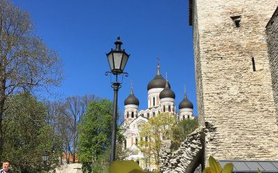 Walk through Tallinn with the Museum of Orders of Knighthood
