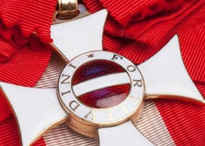 The Military Order of Maria Theresa
