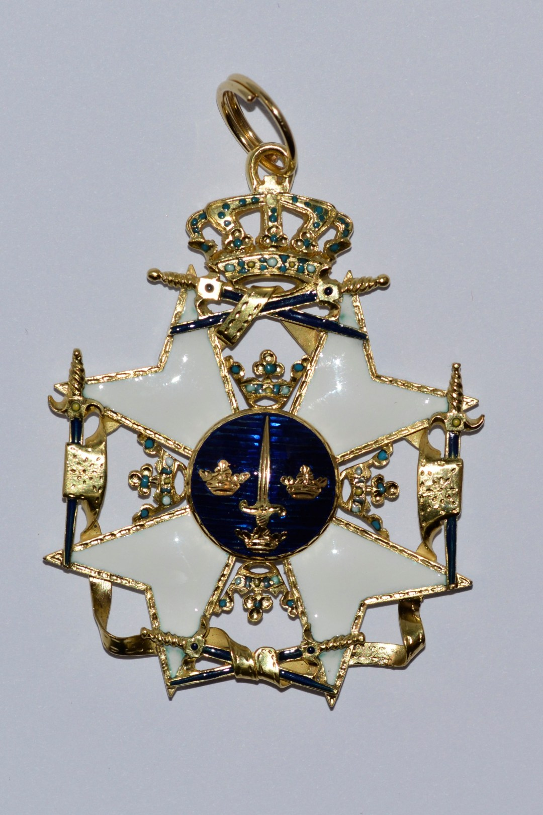 8. Official Reproduction, Commanders Cross, Order of the Sword