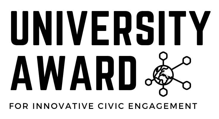Announcing the University Award for Innovative Civic