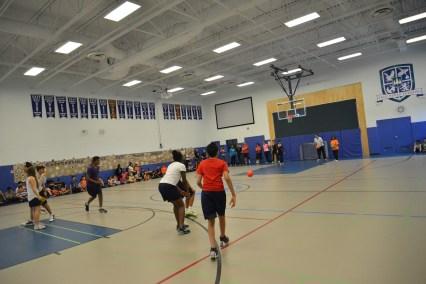 Staff Student Dodgeball Game - 2013 (1 of 54)