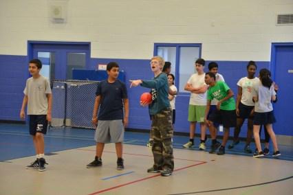 Staff Student Dodgeball Game - 2013 (27 of 54)