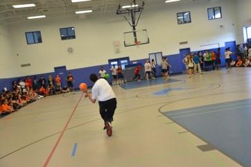 Staff Student Dodgeball Game - 2013 (4 of 54)