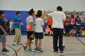 Staff Student Dodgeball Game - 2013 (45 of 54)