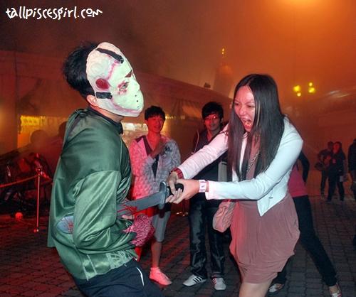 WHY U KILL MY BF???? YAHHH!!! (Jason dies)