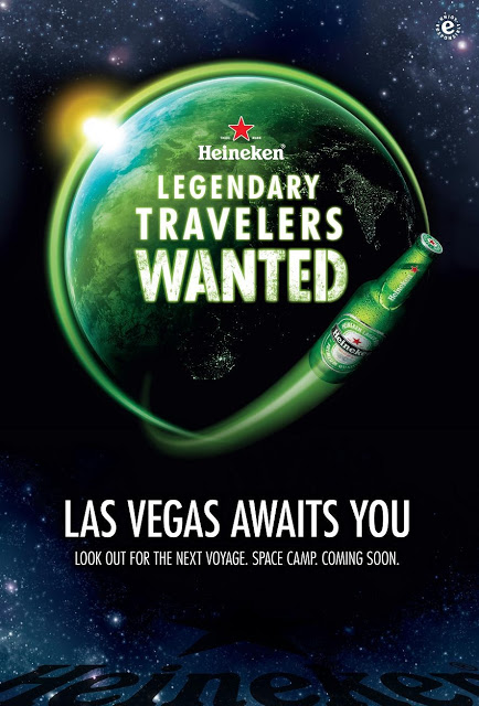 Heineken's Legendary Traveler Contest