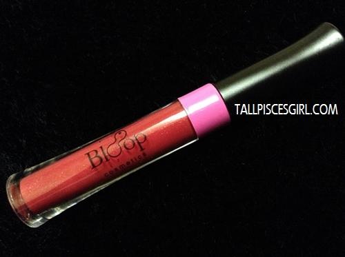 Bloop LV Lip Gloss (218) Packaging