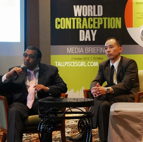 A Q&A session with Dr. KK Iswaran accompanied by Mr. Andy Siow