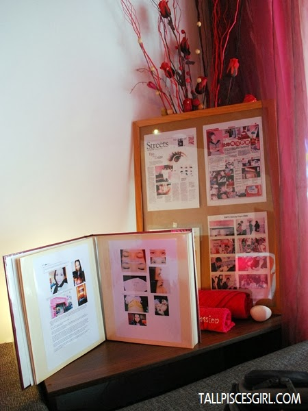 A little corner to read up bloggers' reviews and newspaper coverage of Pink Passion