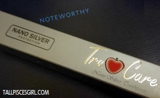 Nano Silver protection for my precious teeth