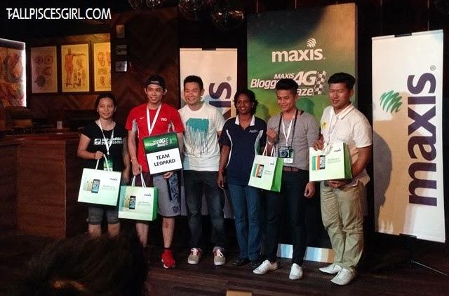 Congratulations, Team Leopard!