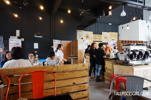 No.11 Espressolab @ Sunway Damansara's interior